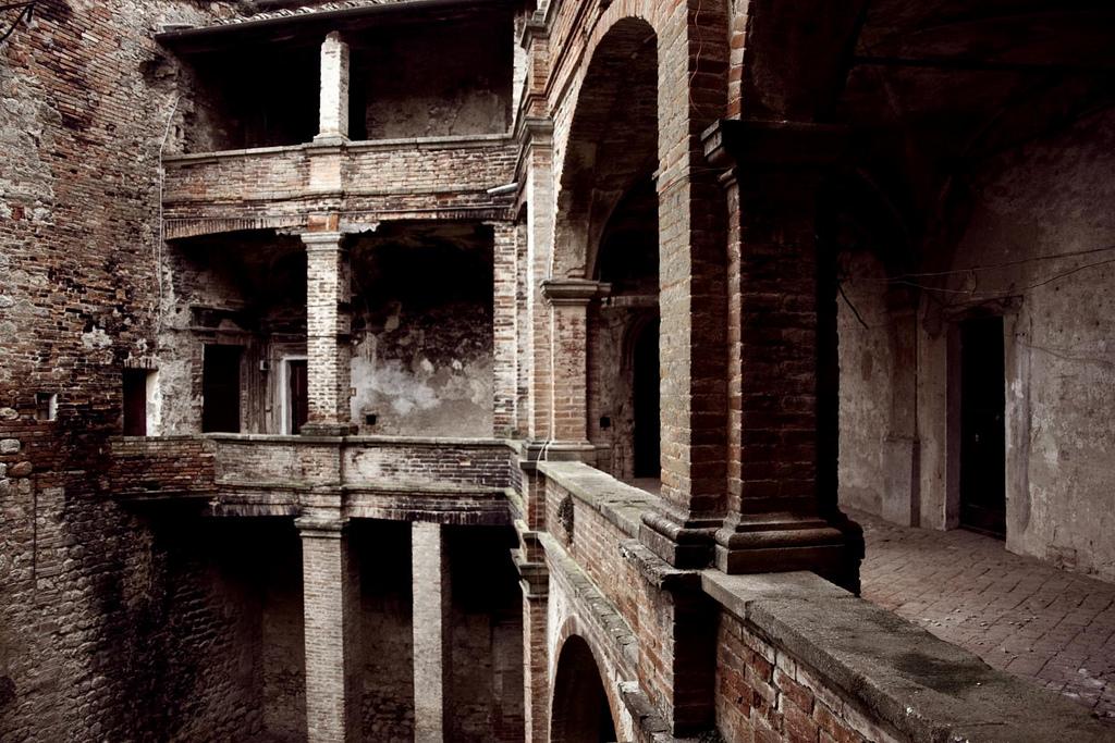 Il Castello dei Destini Incrociati. Fotografia di Cristiana Ottanelli