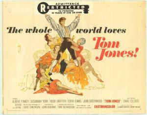 Tom Jones, il film (strampalatissimo)
