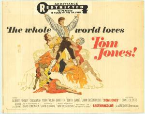 Tom Jones, il film (strampalatissimo)