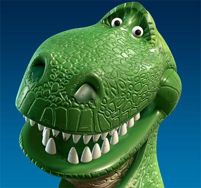 Perché un dinosauro? Leggi il punto 9