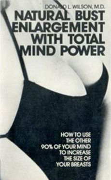 7. Se siete già pienamente soddisfatte dele vostre parti aggettanti, potete lascaire questo libro ad altre