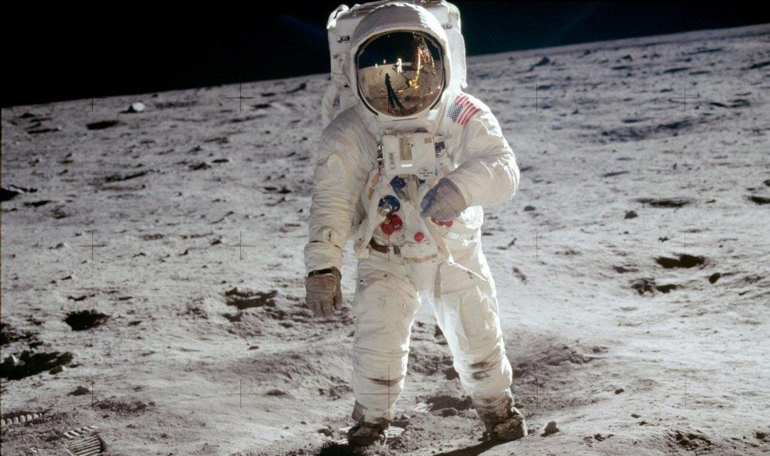 Buzz Aldrin, missione Apollo 11