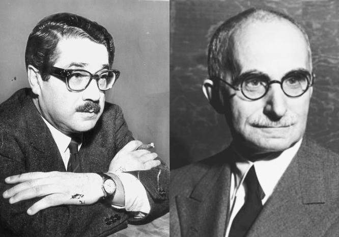 Ennio Flaiano e Luigi Einaudi