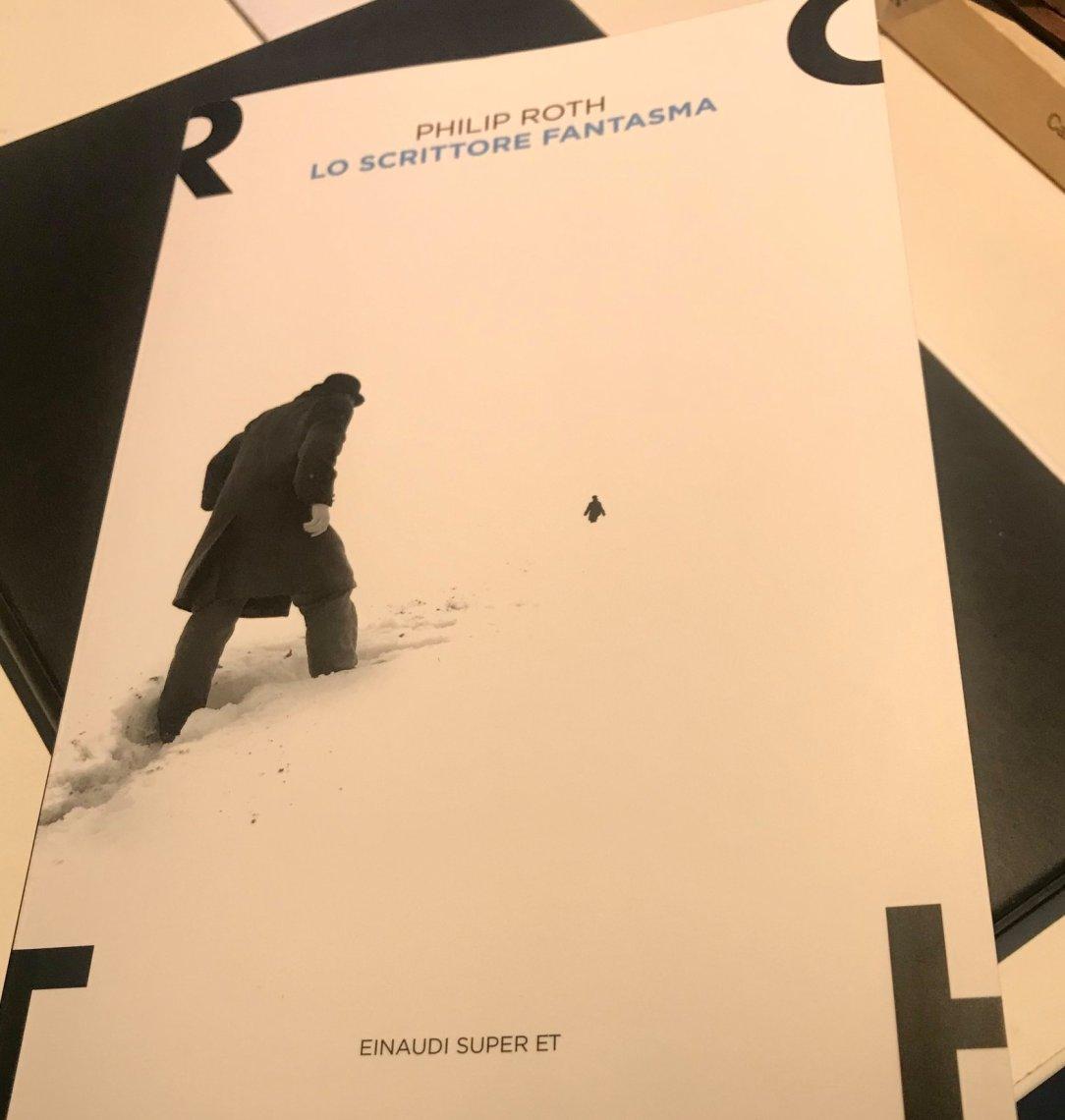 Lo scrittore fantasma, Philip Roth, Bottega di narrazione, Scrittura creativa, Creative writing, autofinzione, autofiction, Simone Salomoni