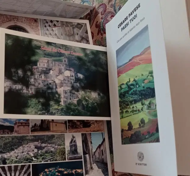 Cesare Pavese, Bottega di narrazione, Scrittura creativa, Creative writing, Raccontare il paesaggio